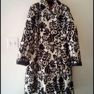 Desigual Heavy Coat